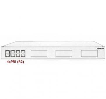 Xorcom Astribank - 4 PRI - XR0056 - 1U