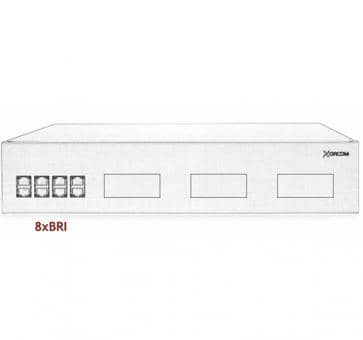 Xorcom IP PBX - 8 BRI - XR3015