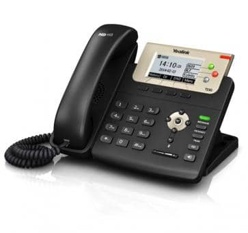 Yealink SIP-T23G Gigabit IP phone (without PSU)