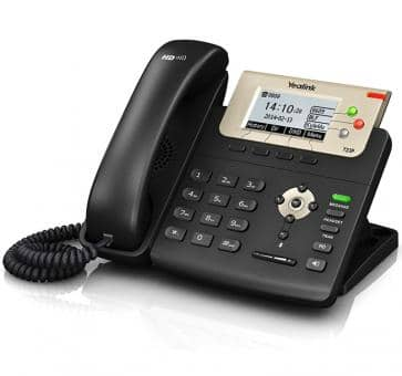 Yealink SIP-T23P IP phone (without PSU)