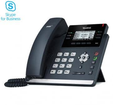 Yealink SIP-T41S IP Phone Skype for Business (no PSU)
